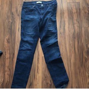 Loft modern skinny jeans size 27